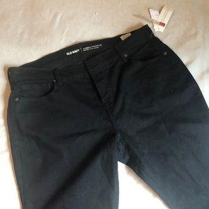 NWT Black OldNavy Jeans